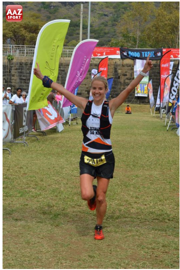 A new record at Dodo Xtreme Trail in Mauritius