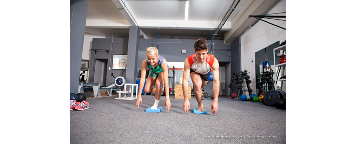 HOW STRENGTH TRAINING CAN IMPROVE YOUR TRAIL RUNNING