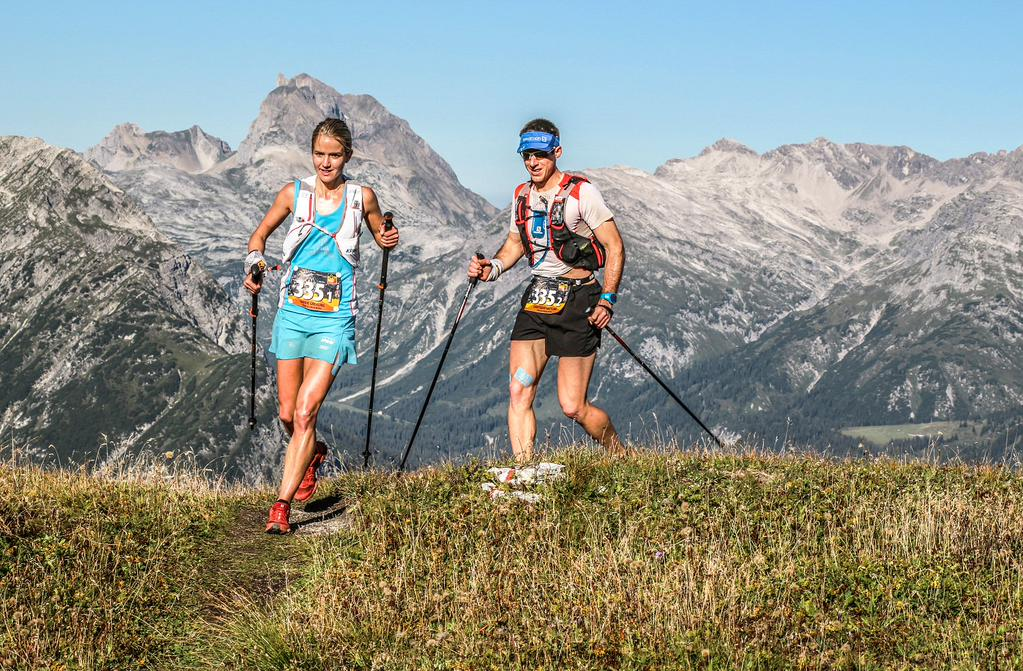 2015 Goretex Transalpine: The Journey