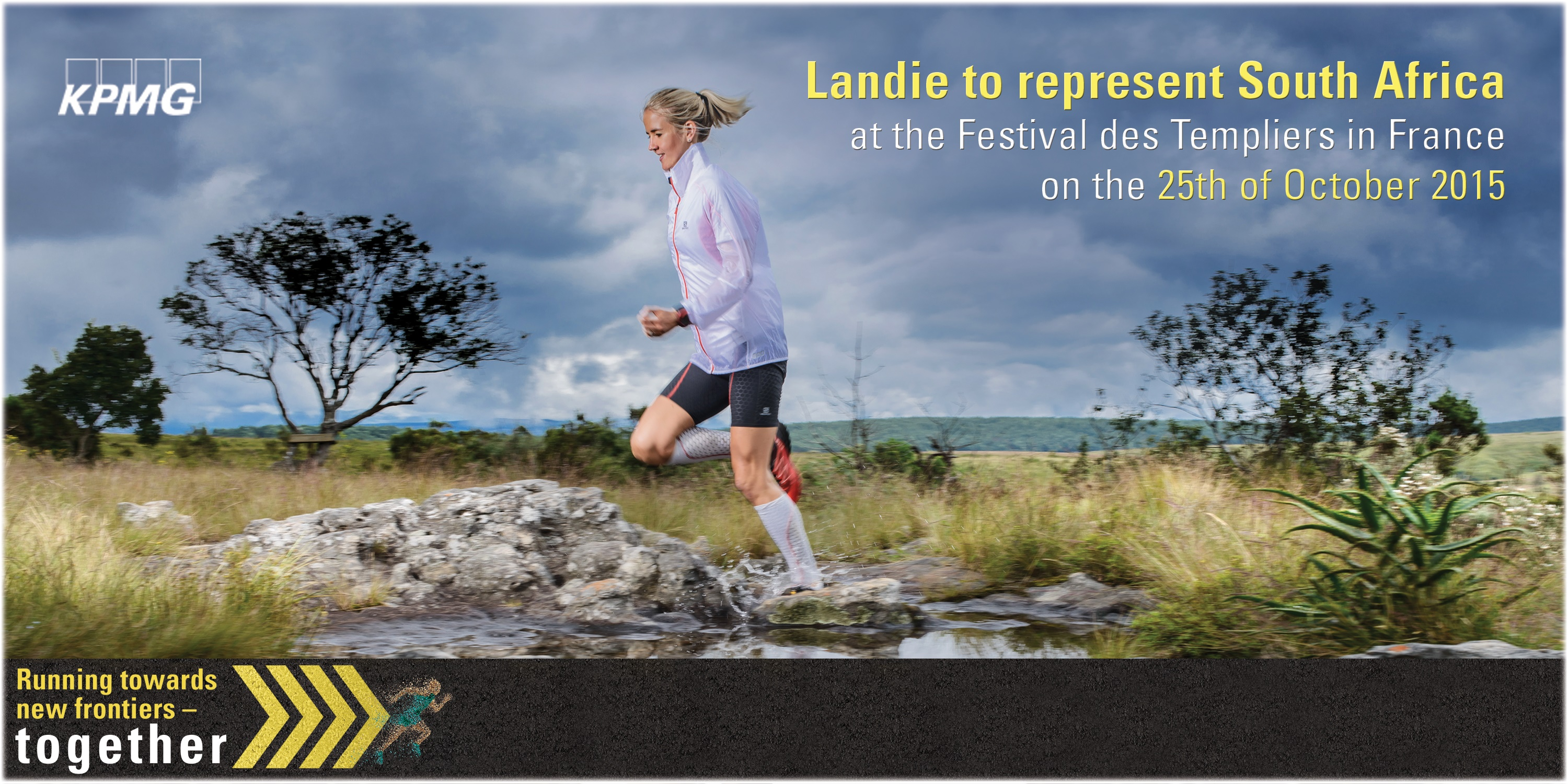 Festival des Templiers: Team SA to compete against the world on 25 October 2015