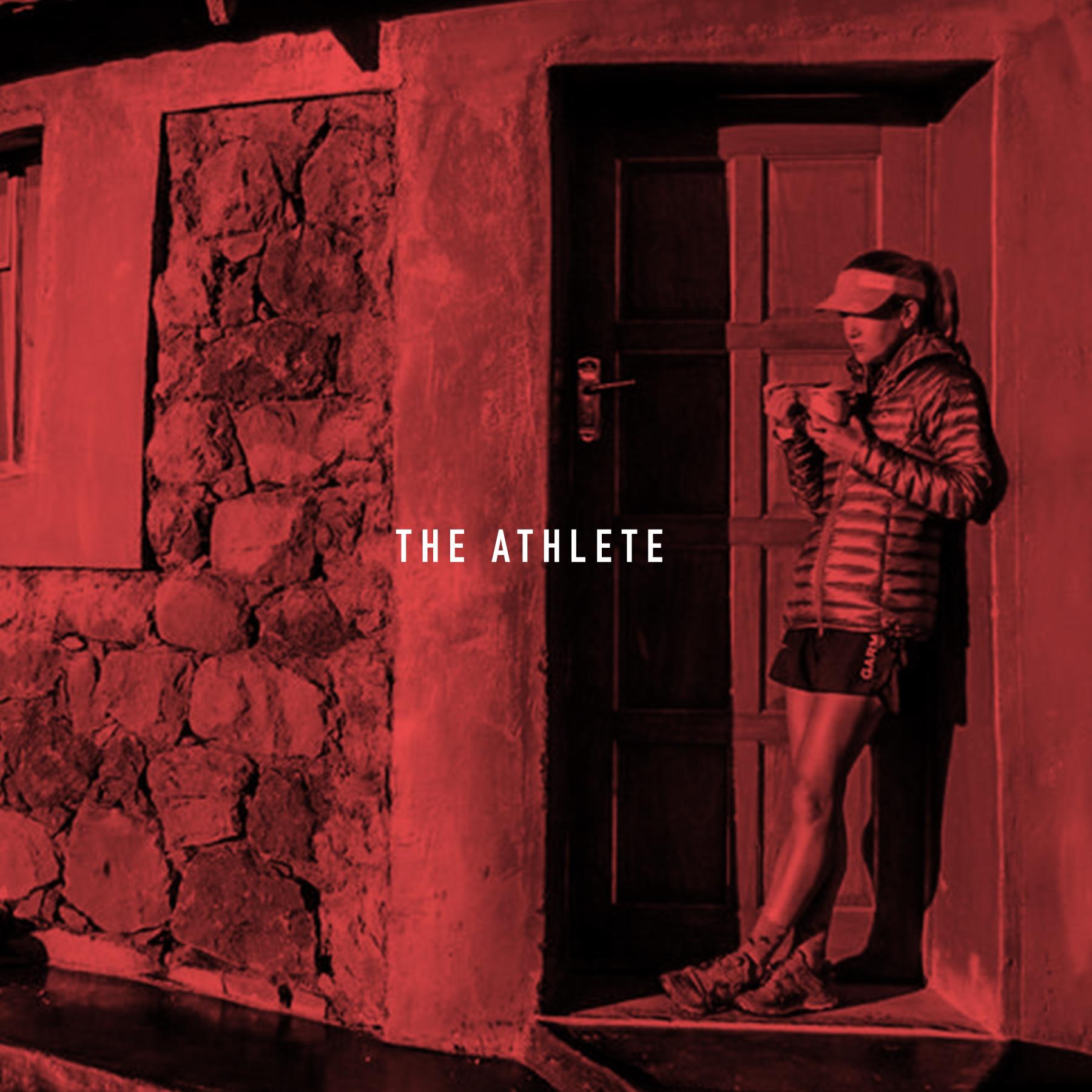 athlete trail runner landie greyling coach